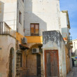Alleyway. Galatone. Puglia. Italy. — Stock Photo