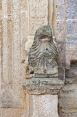 Church of St. Sebastiano. Galatone. Puglia. Italy. — Stock Photo