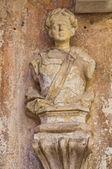 Romito 宫。加里波利。普利亚大区。意大利. — 图库照片