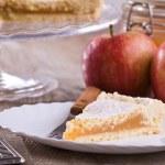 Apple jam tart. — Stock Photo #16516137