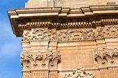 Святилище Святой распятие. Галатоне. Апулия. Италия. — Стоковое фото