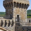 Castle of Bolsena. Lazio. Italy. — Stock Photo