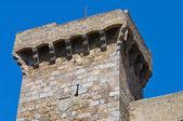 Castillo de bolsena. lazio. italia. — Foto de Stock
