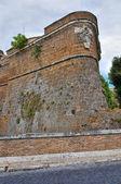 Forte sangallo. civita castellana. lazio. itália. — Foto Stock