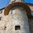 Fortified walls. Narni. Umbria. Italy. — Stock Photo