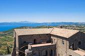 Rocca dei papi. montefiascone. lazio. itália. — Foto Stock