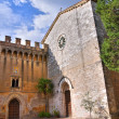 Castle of St. Girolamo. Narni. Umbria. Italy. - Stock Photo