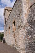 阿尔沃诺斯堡垒。纳尔尼。翁布里亚。意大利. — 图库照片