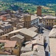 Panoramic view of Orvieto. Umbria. Italy. — Stock Photo