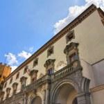 Town Hall Building. Orvieto. Umbria. Italy. — Stock Photo #17421195