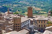 Panoramic view of Narni. Umbria. Italy. — Foto de Stock