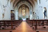 Kościół st. francesco. San gemini. Umbria. Włochy. — Zdjęcie stockowe