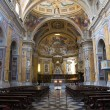 Cathedral of Amelia. Umbria. Italy. — Stock Photo