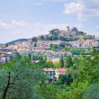 Panoramic view of Amelia. Umbria. Italy. — ストック写真