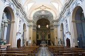 Kościół st. francesco. Amelia. Umbria. Włochy. — Zdjęcie stockowe