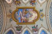 Cathedral of Amelia. Umbria. Italy. — Stock Photo