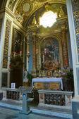 Kathedrale von sutri. lazio. italien. — Stockfoto