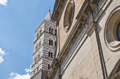 Cathedral of Viterbo. Lazio. Italy. — Stock Photo