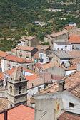 Panoramic view of Valsinni. Basilicata. Italy. — Stock Photo
