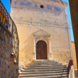 Church of Carmine. Scalea. Calabria. Italy. — Foto de Stock