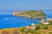 Dino Island. Praia a Mare. Calabria. Italy. — Stock Photo