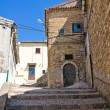 Stock Photo: Alleyway. Sant'Agatdi Puglia. Puglia. Italy.