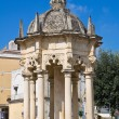Stock Photo: Temple of Osanna. Nardo. Puglia. Italy.