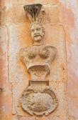 Historical palace. Galatina. Puglia. Italy. — Stock Photo