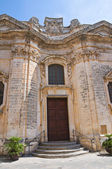 Church of Purità. Nardò. Puglia. Italy. — Stock Photo