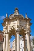 Temple of the Osanna. Nardo. Puglia. Italy. — Foto Stock