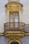 Santorenzo-Bardoscia palace. Galatina. Puglia. Italy. — Photo