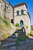 Vista di maratea. Basilicata. Italia. — Foto Stock
