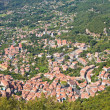 Panoramic view of Maratea. Basilicata. Southern Italy. - Photo