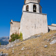 Basilica church of St. Biagio. Maratea. Basilicata. Italy. - Foto de Stock
