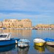 Panoramic view of Gallipoli. Puglia. Italy. — Stock Photo #19083685