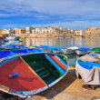 Panoramic view of Gallipoli. Puglia. Italy. — Stock Photo #19087363