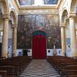 Stock Photo: Basilica Cathedral of St. Agata. Gallipoli. Puglia. Italy.