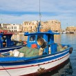 Stock Photo: Panoramic view of Gallipoli. Puglia. Italy.