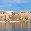 Panoramic view of Gallipoli. Puglia. Italy. — Stock Photo #19103001