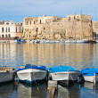 Panoramic view of Gallipoli. Puglia. Italy. — Stock Photo #19103275