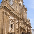 Basilica Cathedral of St. Agata. Gallipoli. Puglia. Italy. — Stock Photo #19131469
