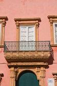 Palazzo venneri. gallipoli. puglia. italia. — Foto Stock