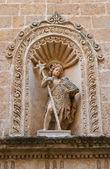 église de st. giovanni battista. galatone. puglia. italie. — Photo