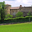 Castle of Statto. Emilia-Romagna. Italy. - Stock Photo