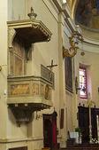 Church of St. Agata. Rivergaro. Emilia-Romagna. Italy. — Stock Photo