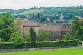 Castle of Statto. Emilia-Romagna. Italy. — Stock Photo