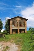 Barn house. — Stock fotografie