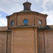 Stock Photo: Church of St. Lorenzo. Gazzola. Emilia-Romagna. Italy.