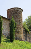 Castle of Rivalta. Emilia-Romagna. Italy. — Stock Photo