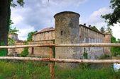 Castello di lisignano. emilia-romagna. italia. — Foto Stock